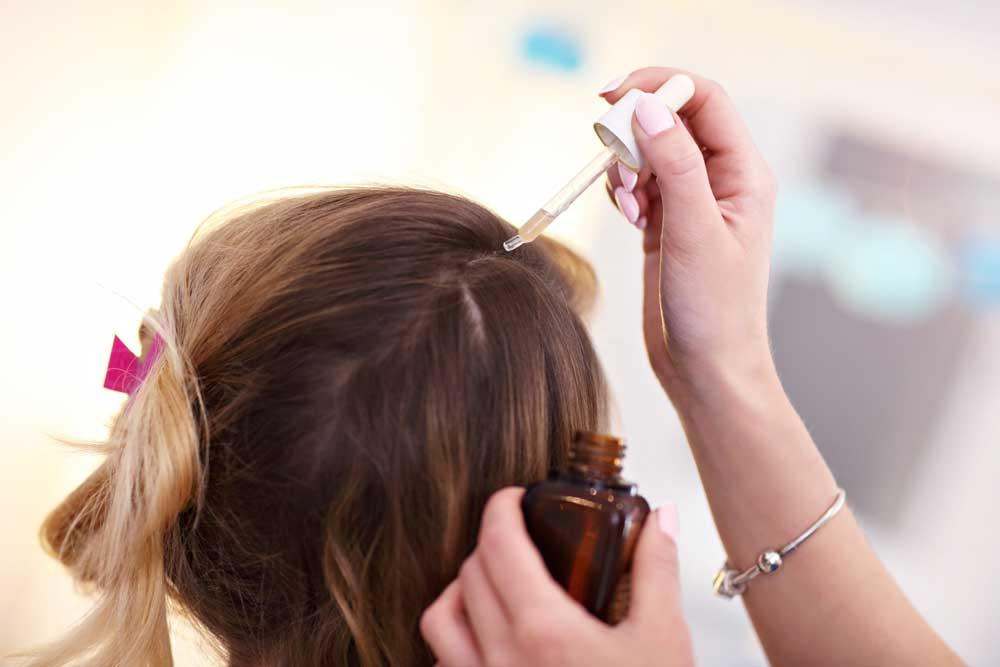 نحوه ساختماسک موی خانگی