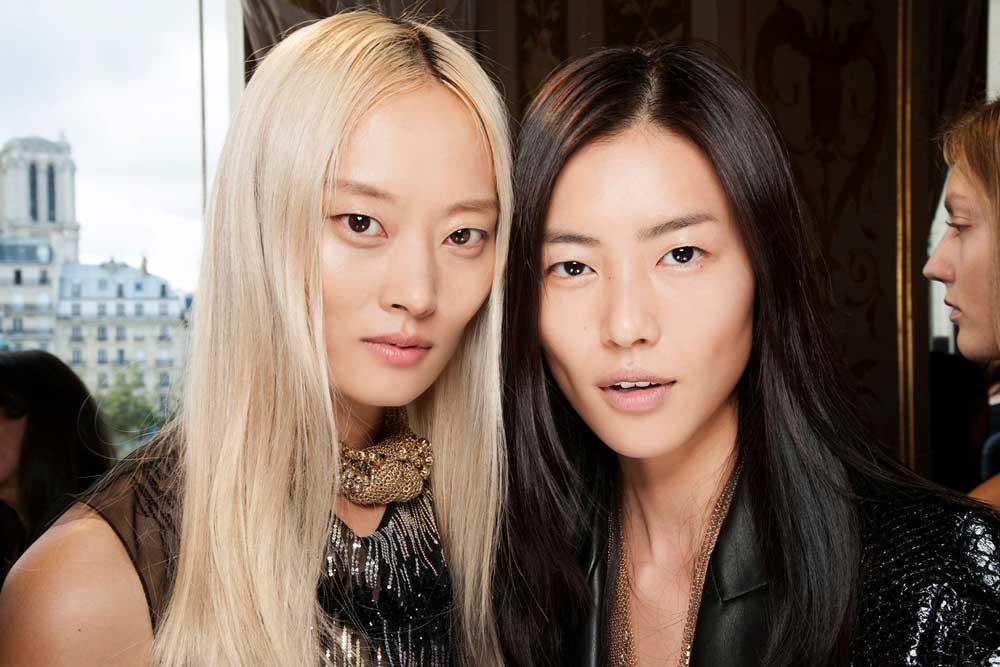 انواع نژاد موی آسیایی