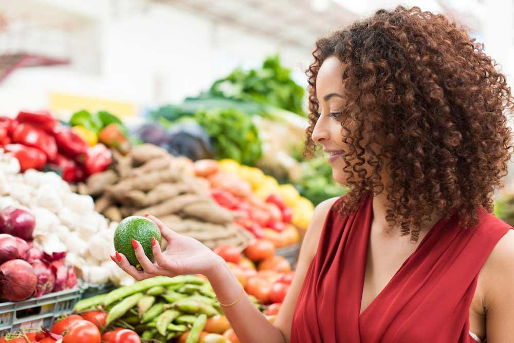 تاثیر رژیم غذایی بر مو