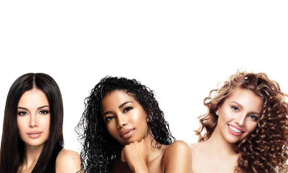 انواع نژاد مو