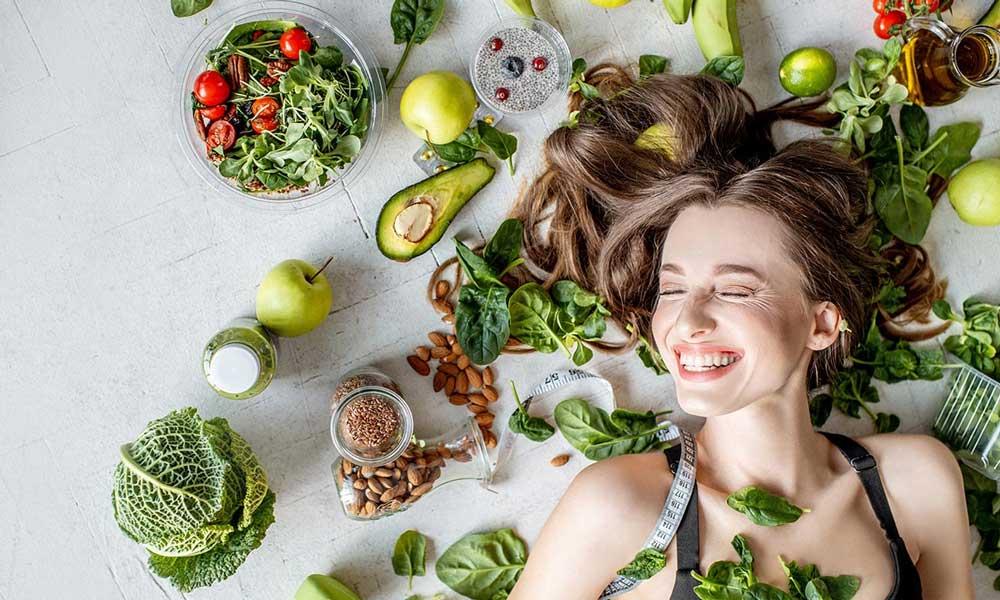 رژیم غذایی برای رشد مو