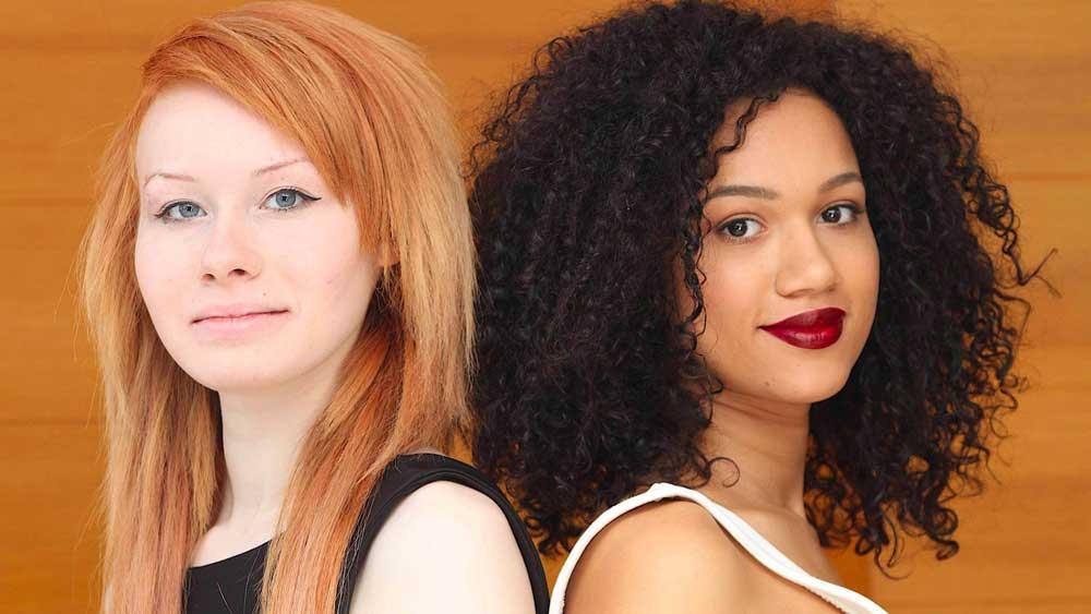 نژاد مو چیست؟