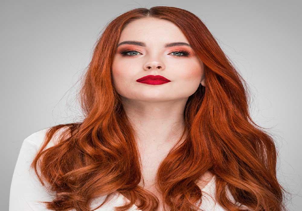 رنگ کردن مو با حنا
