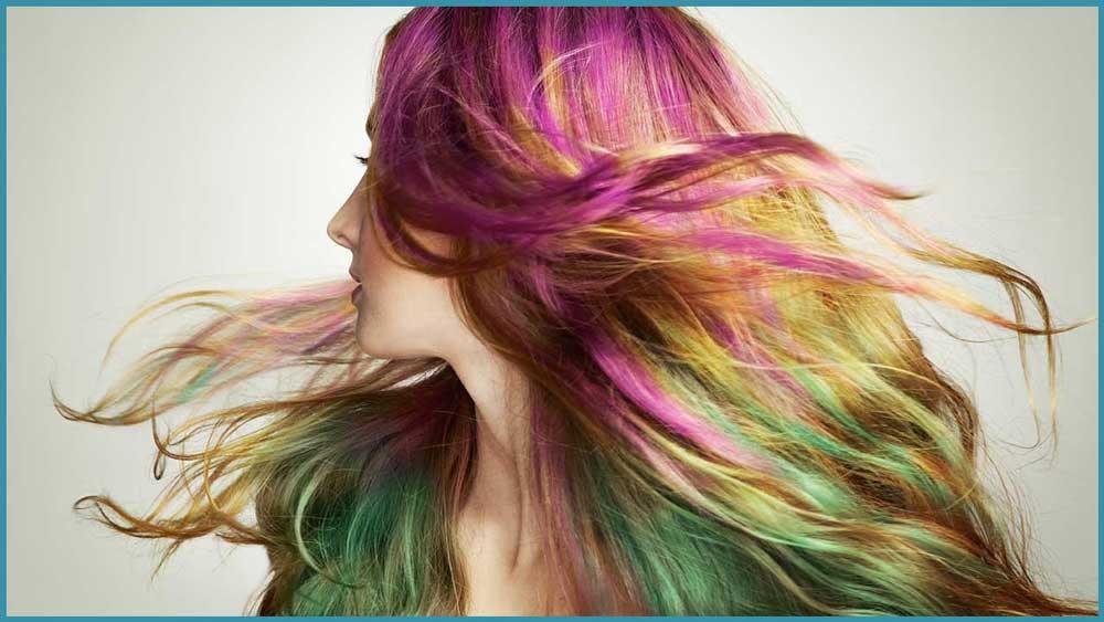 تاریخچه رنگ مو در جهان