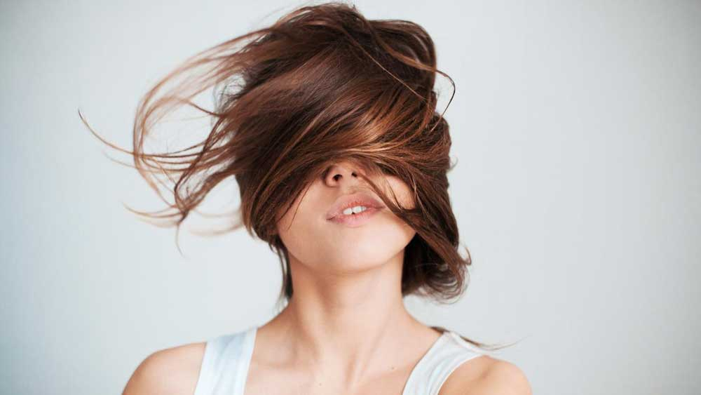 باز کردن گره های موی سر