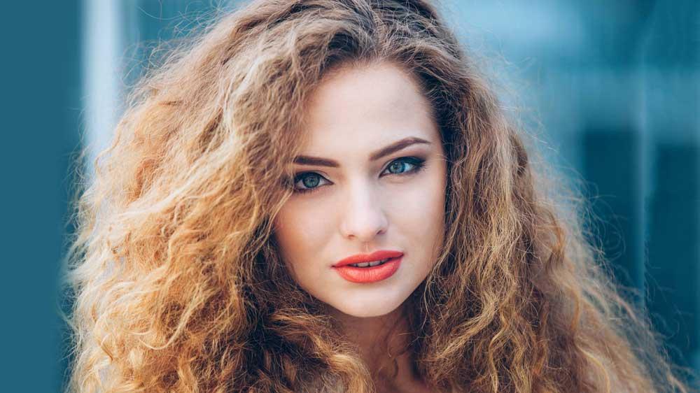 درمان وز شدن مو