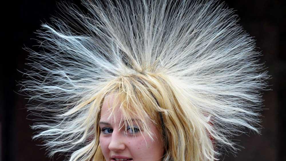 برق مو چیست؟