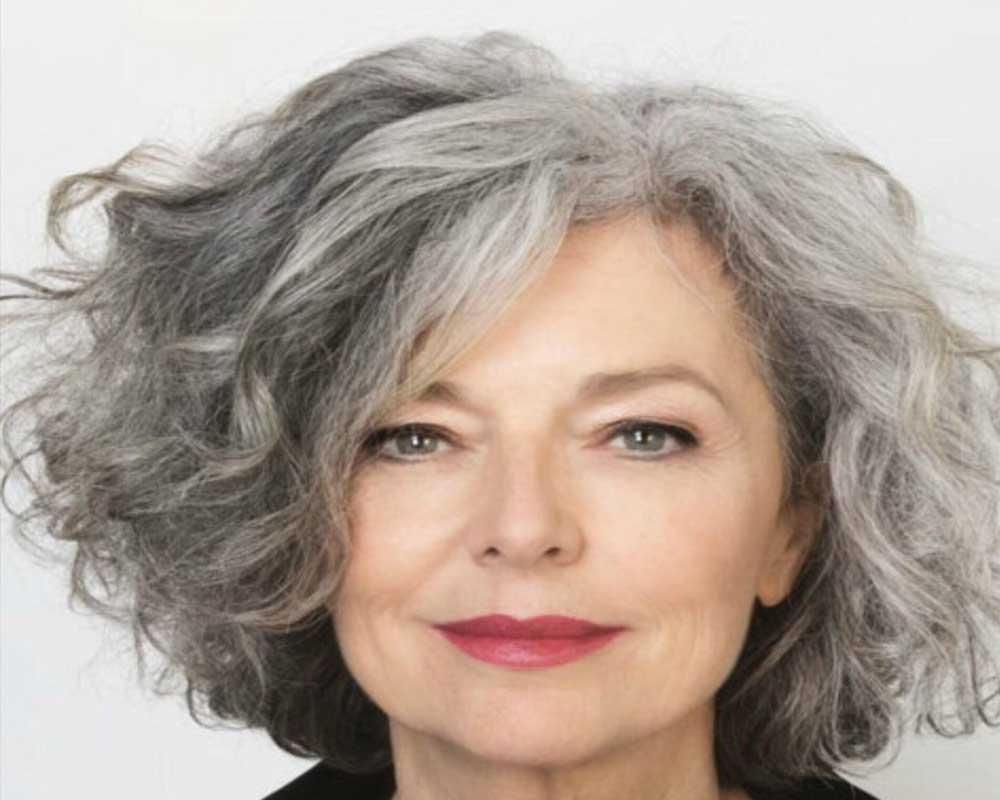 مراقبت از موی خاکستری