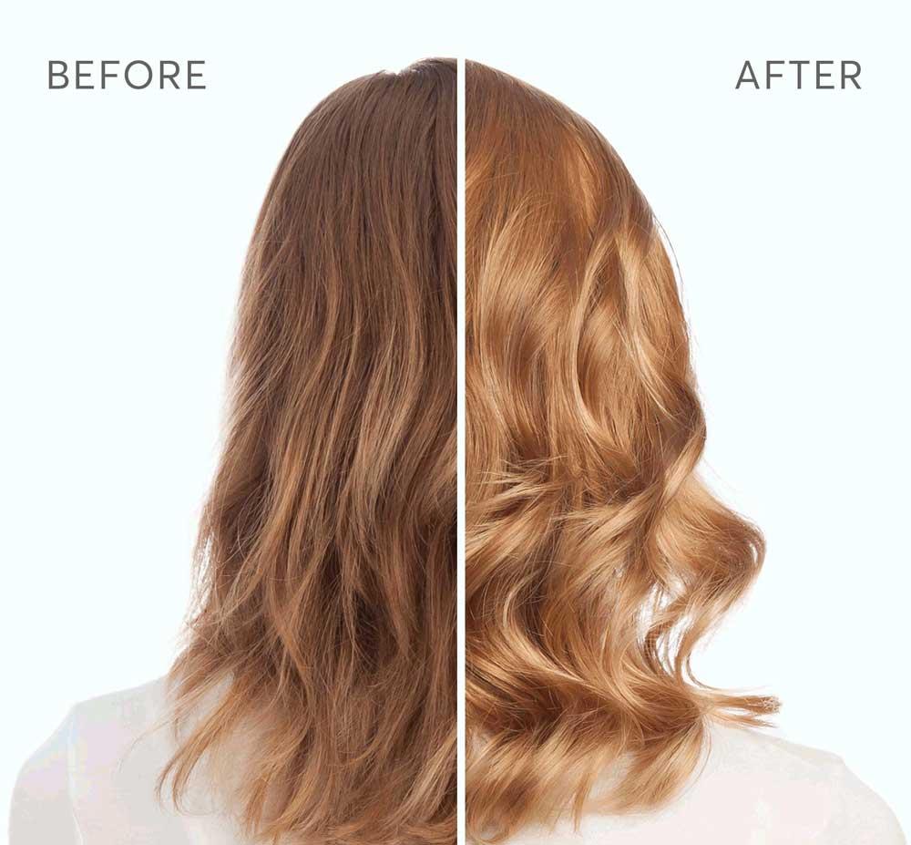 علت نارنجی شدن موهای دکلره شده