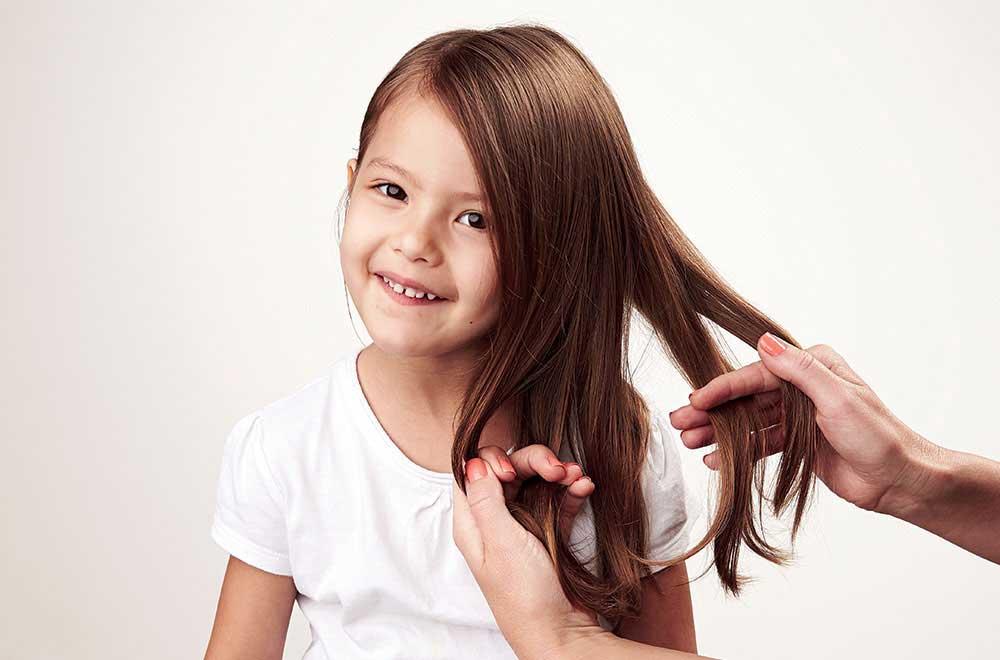 ریشه یابی دلایل ریزش مو در کودکان