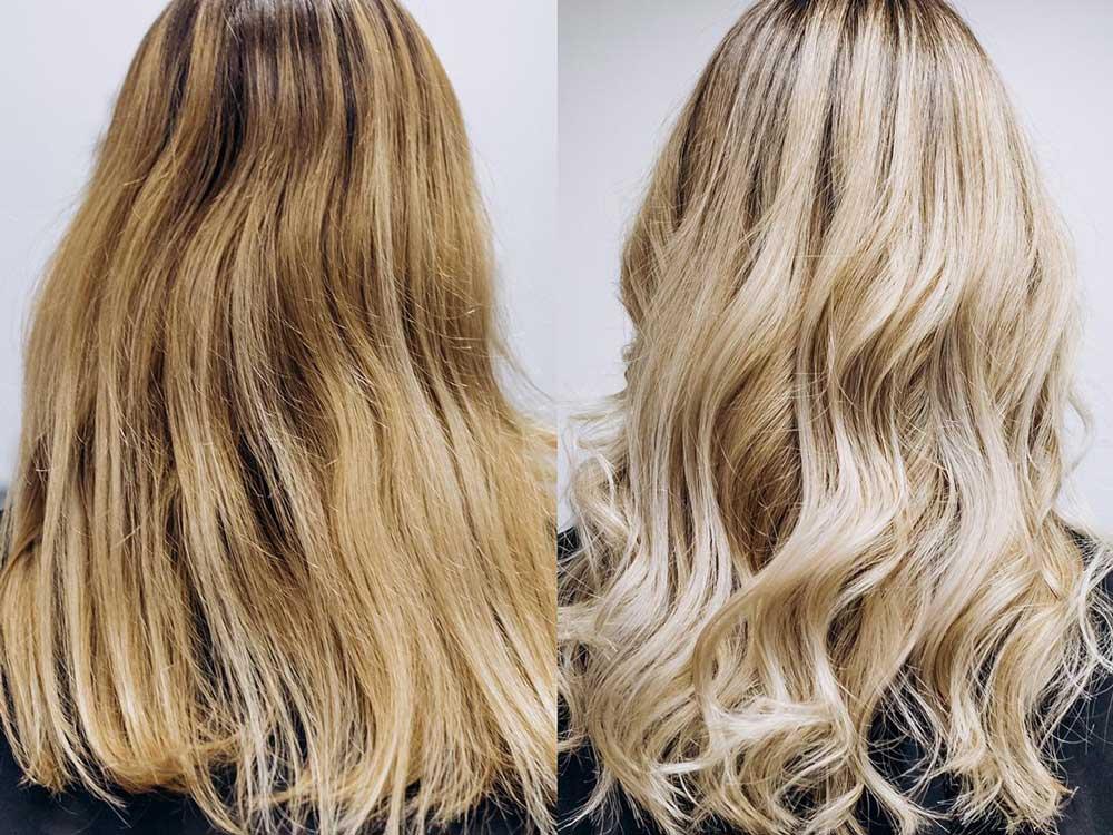 رنگساژ مو چیست؟