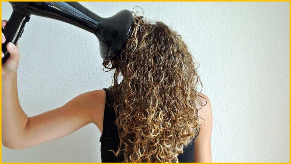 سشوار خوب برای موی وز