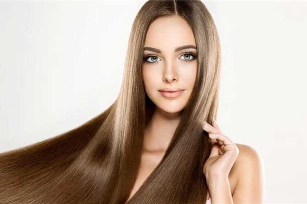 مواد طبیعی صاف کننده مو