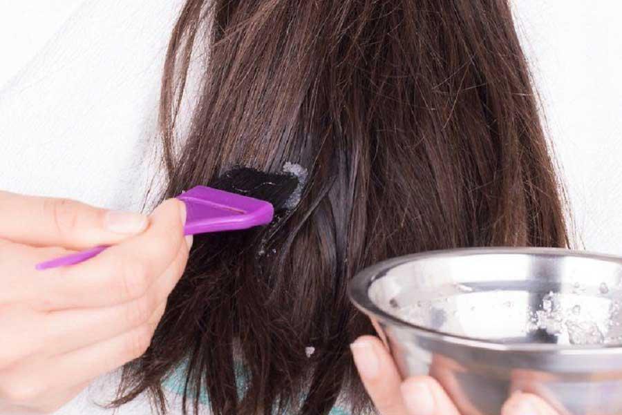 انواع ماسک موی نرم کننده با ژلاتین