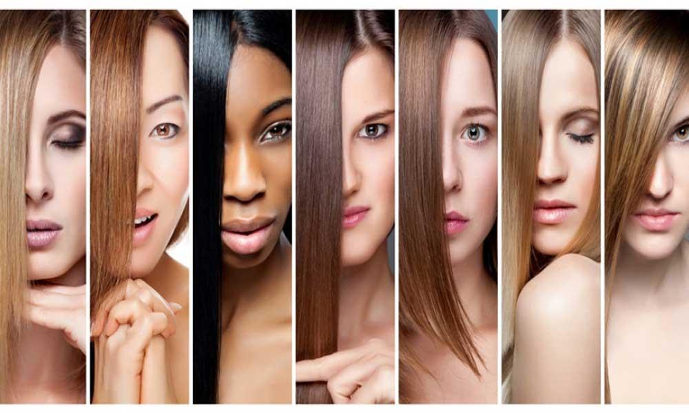 انتخاب رنگ موی مناسب