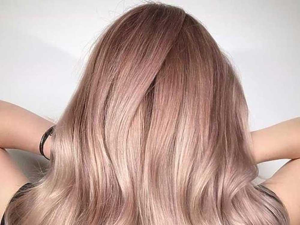 درخشندگی و شفافیت موهای طبیعی