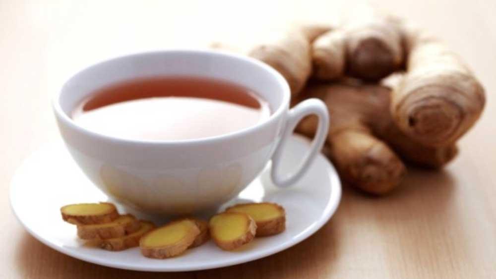 چای زنجبیل برای مو