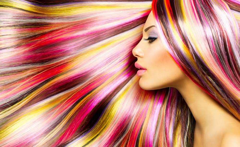 انواع واریاسیون رنگ مو