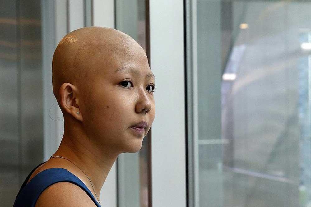 ریزش مو در سرطان