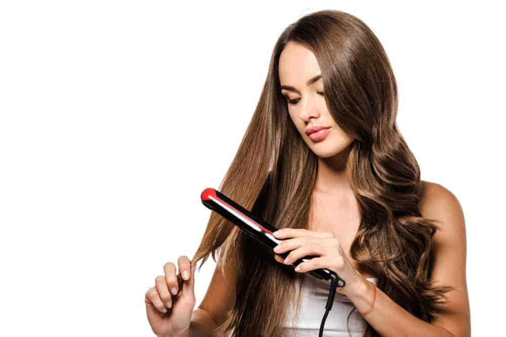 استفاده از اتوی مو