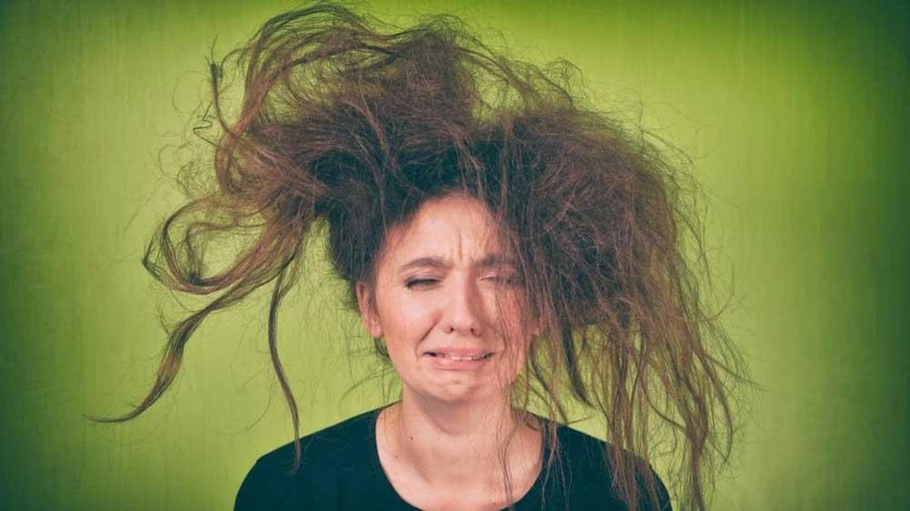 پیشگیری از گره خوردن مو