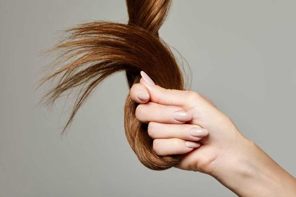 تاثیر امگا 3 روی موها