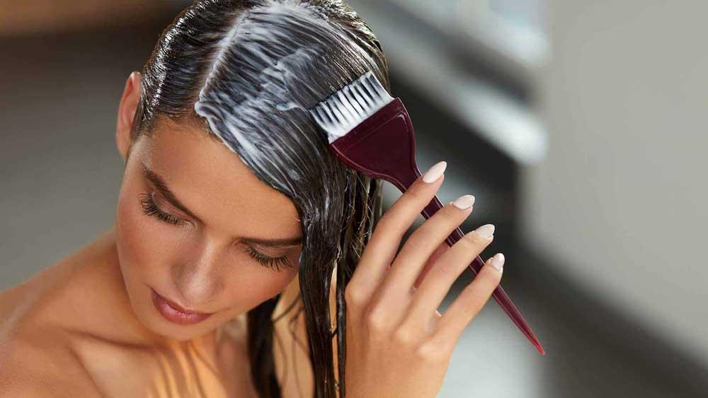 اشتباهات رایج رنگ کردن مو