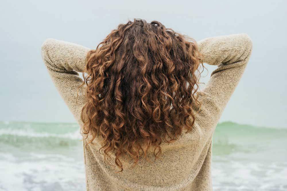 ریزش موی شدید در تابستان