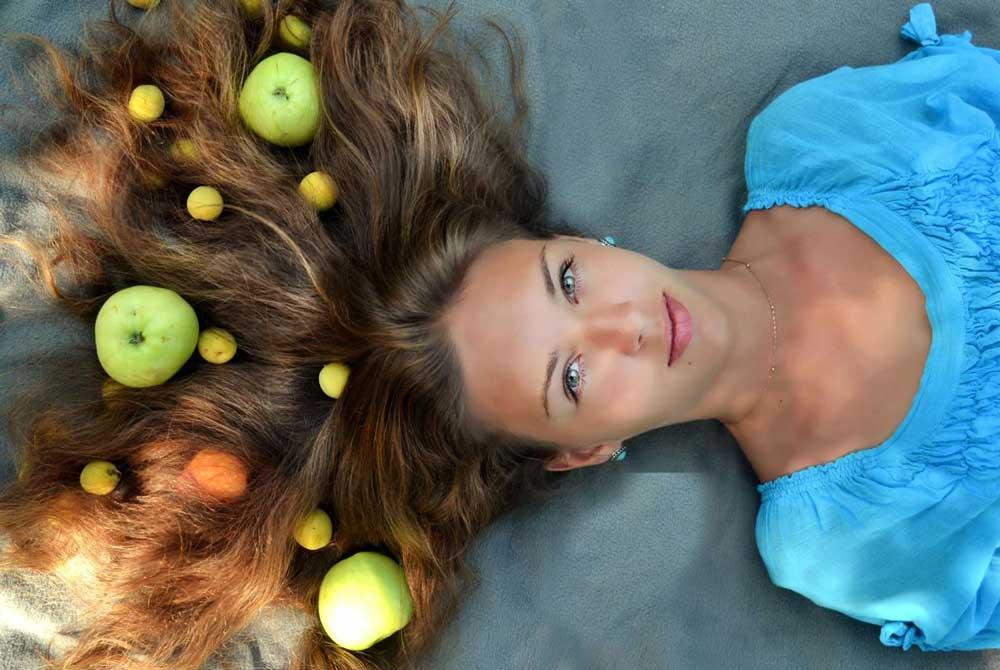 ویتامین برای تقویت مو