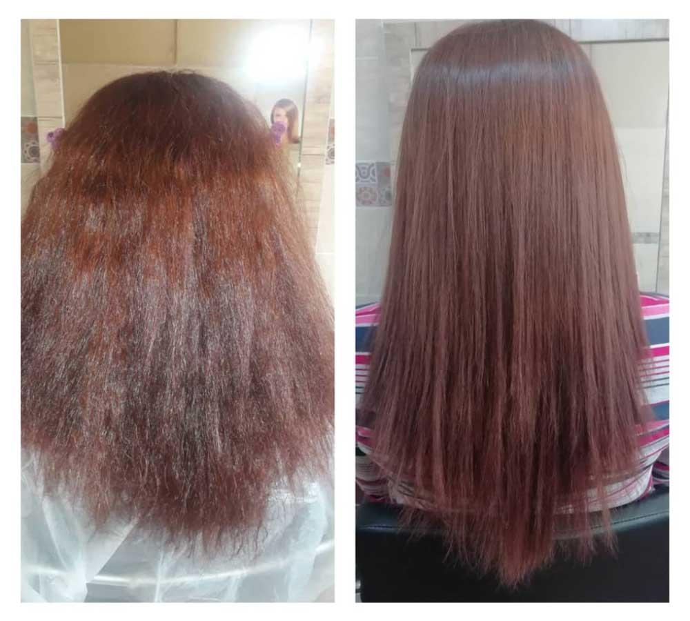 نحوه درمان موهای آسیب دیده