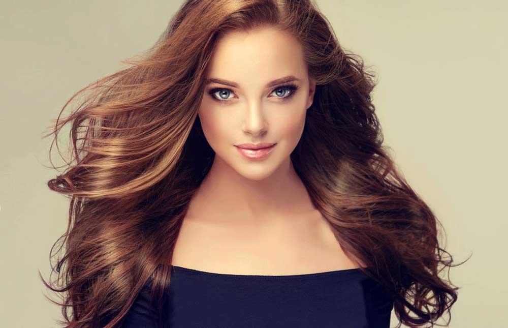 افزایش حجم و تراکم موها