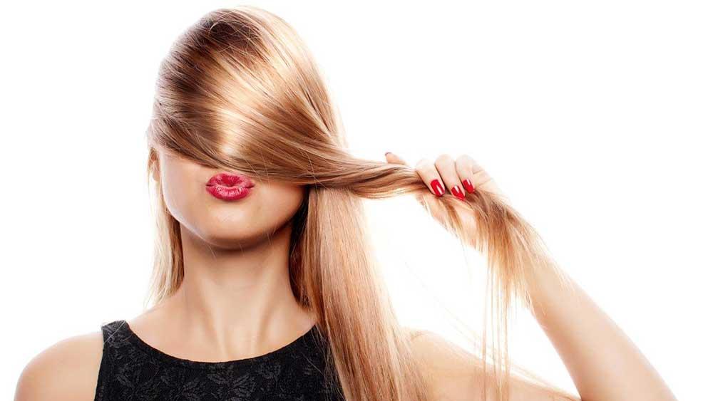 مصرف ویتامین های ضروری برای مو