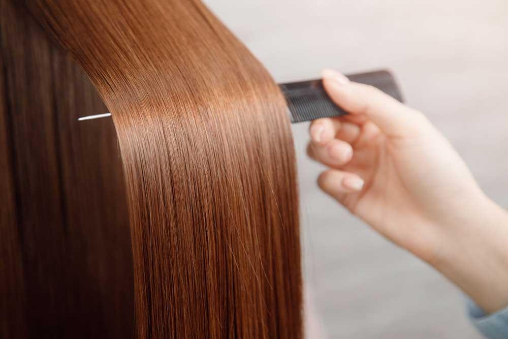 کراتین مو چیست؟