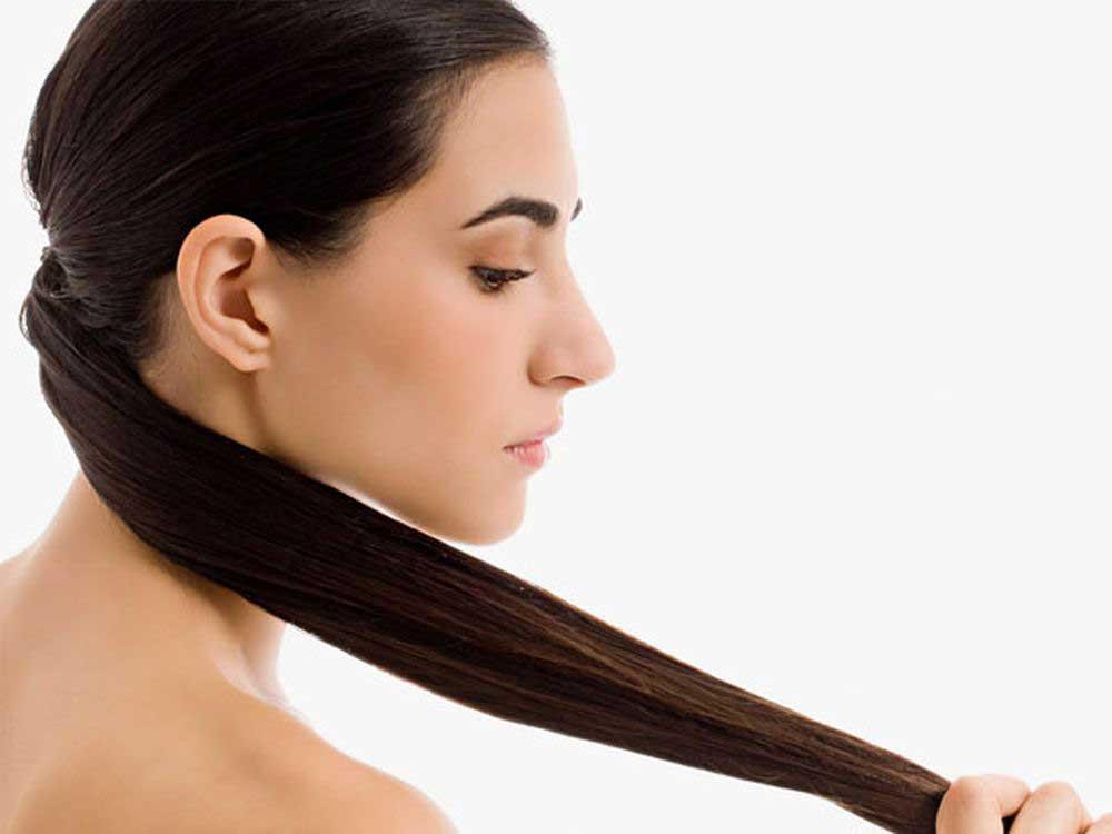 تقویت موهای سر