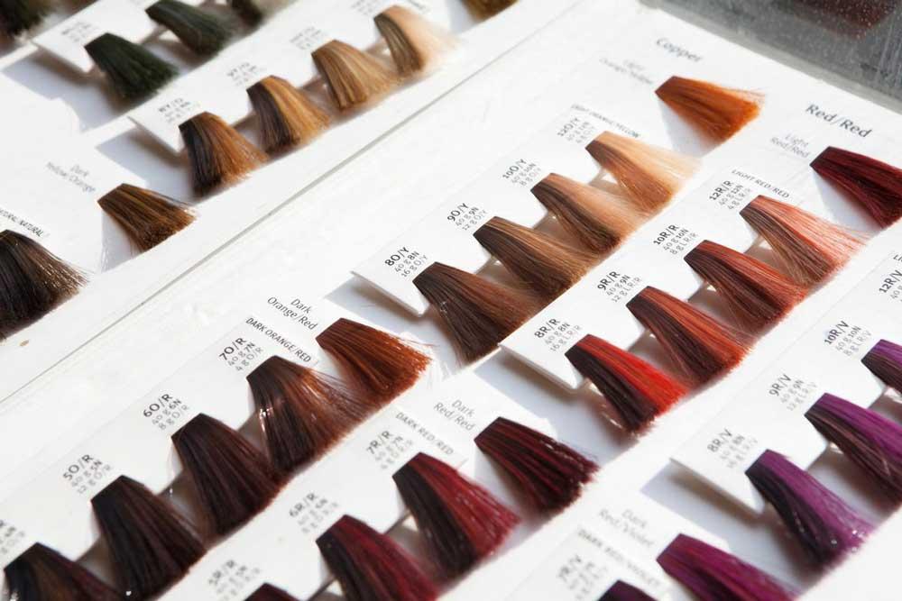 راه های افزایش ماندگاری رنگ مو