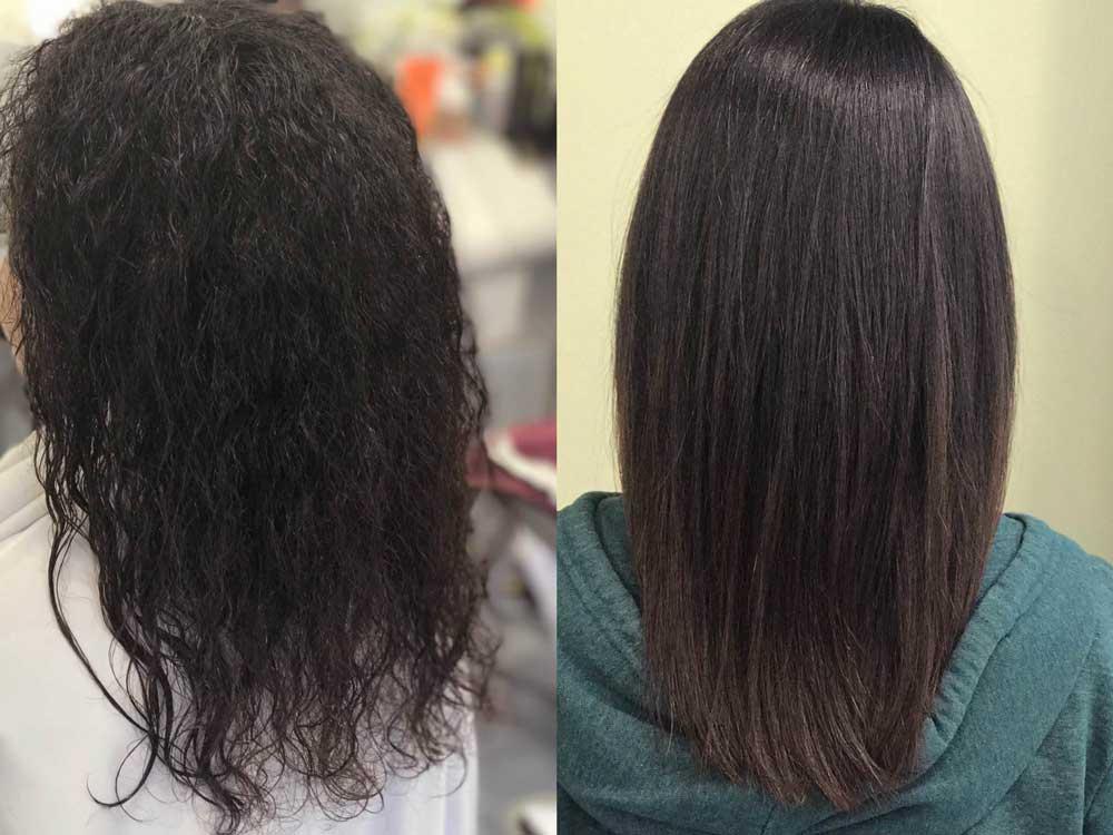 تفاوت کراتینه مو با بوتاکس مو