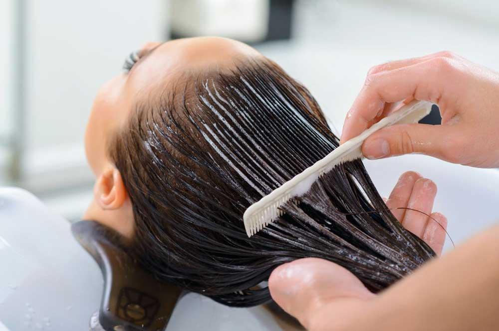 ترفندهای شستشوی موی سر