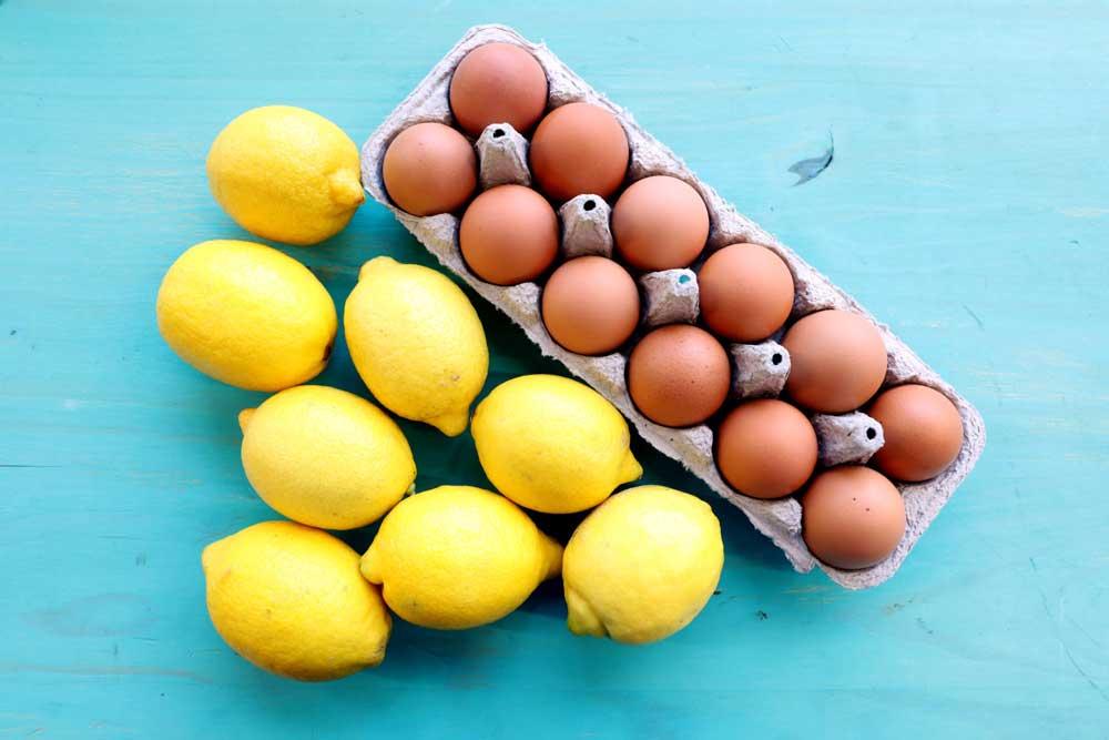 پاکسازی پوست سر با لیمو