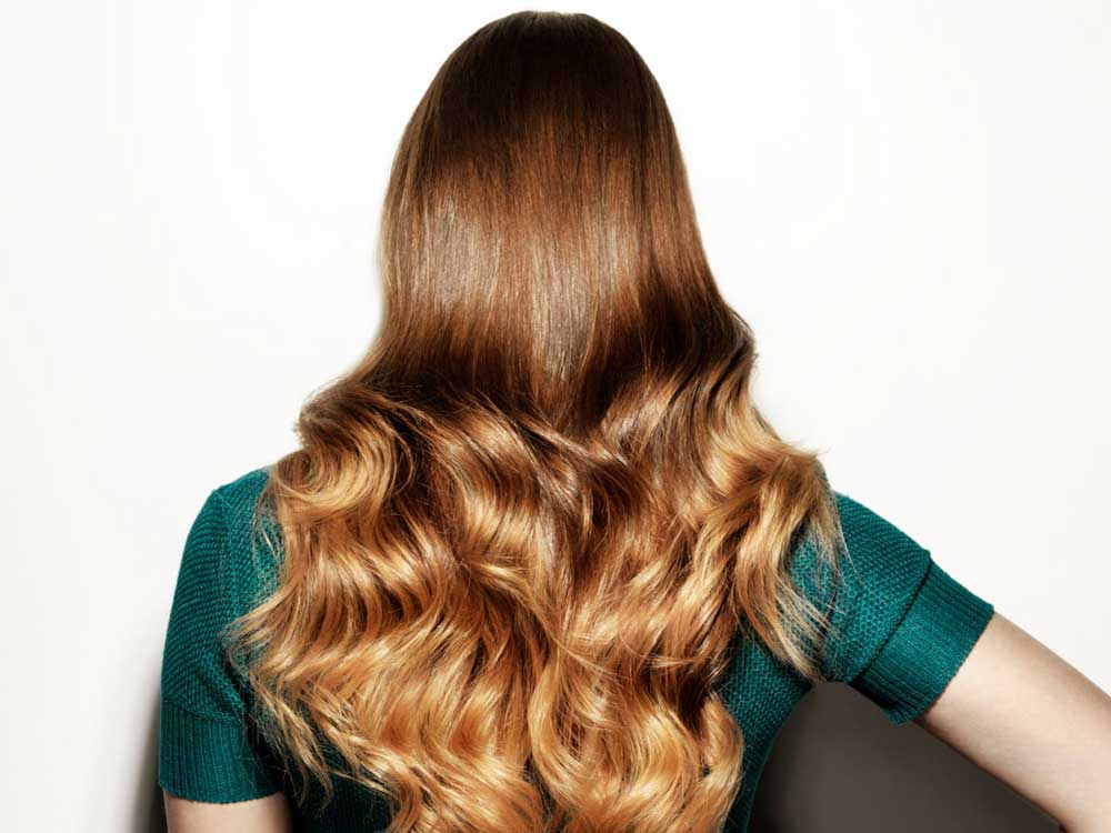 روش های درخشان شدن موها