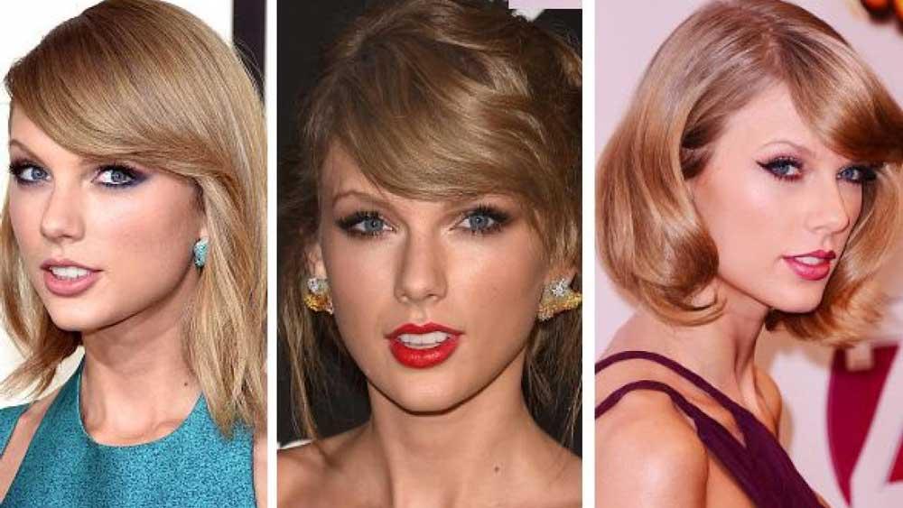 مدل موی تیلور سویفت