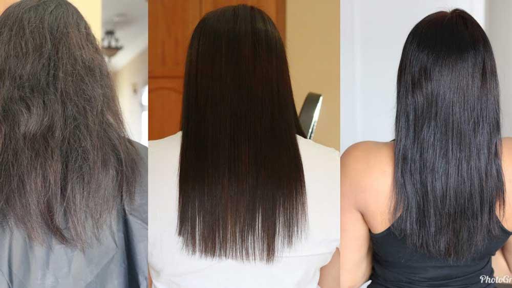 خطرات کراتینه کردن موها