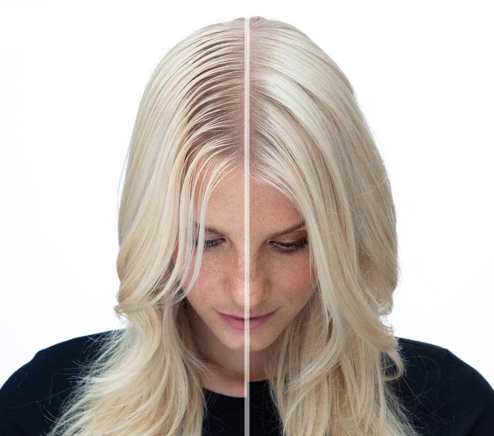 ویتامینه کردن موها