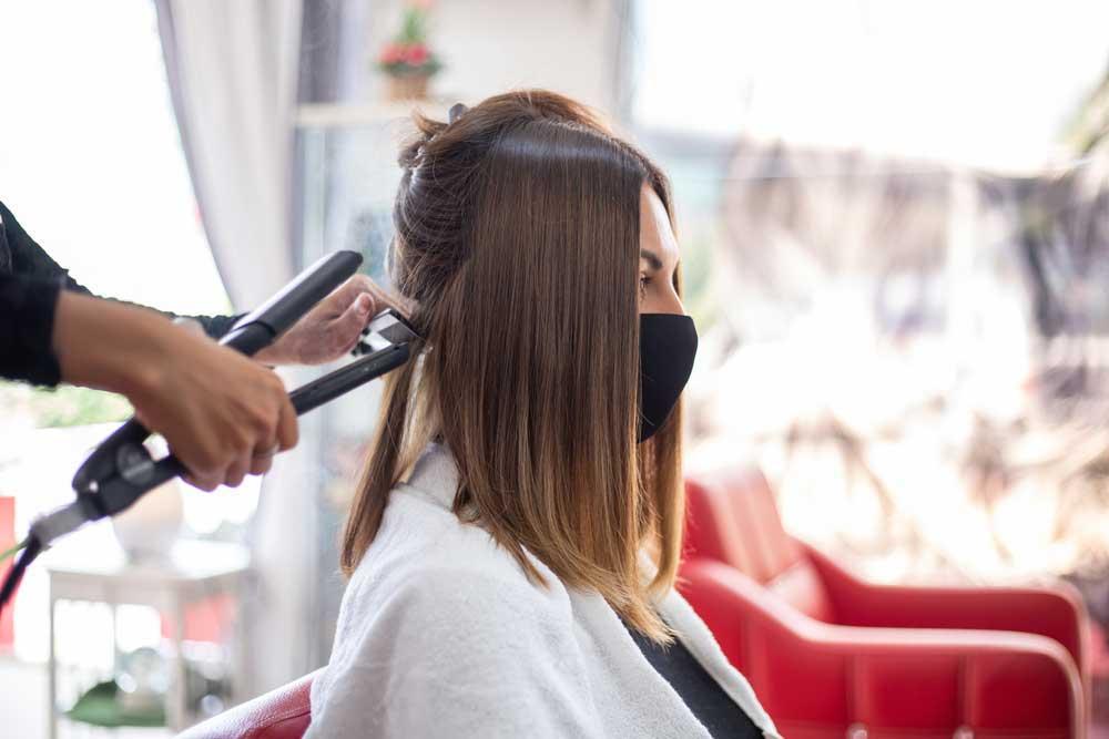 تکنیک حالت دادن به مو