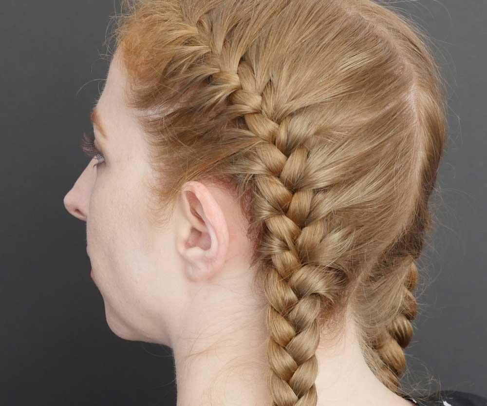 بافت موی فرانسوی