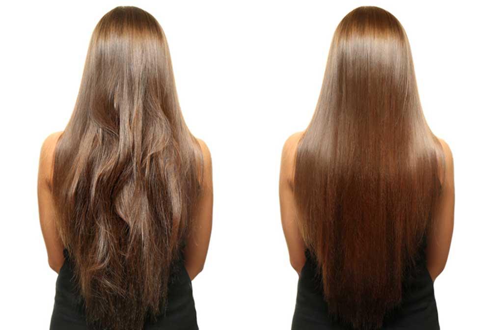 پروتئین تراپی موی بلند