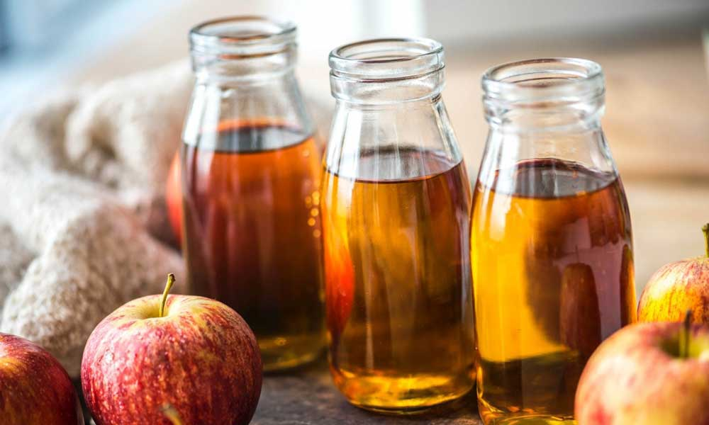 سرکه سیب طبیعی
