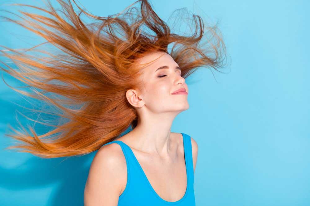 جلوگیری از شکستگی مو