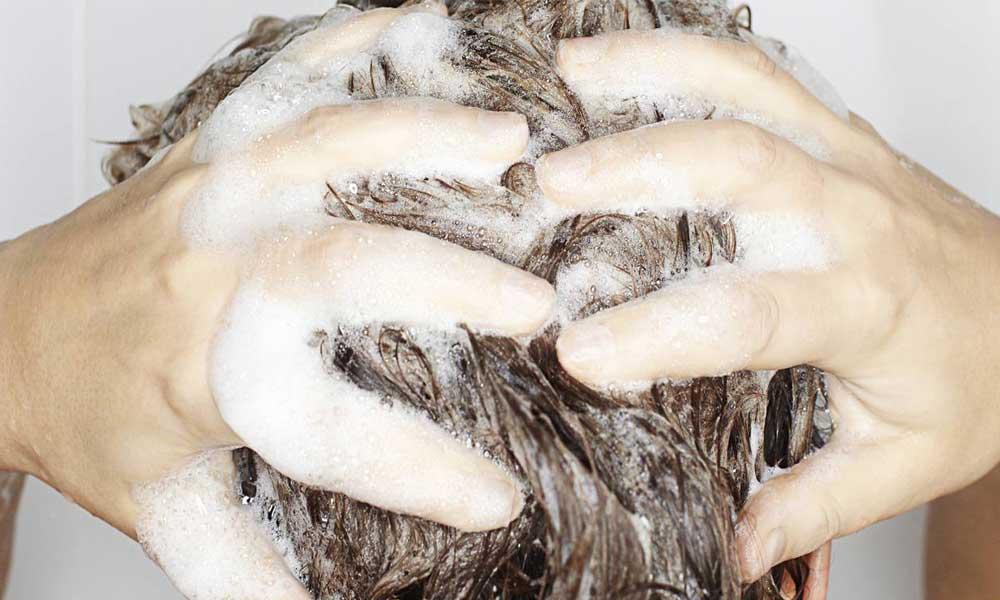 شستشوی موها بدون آسیب