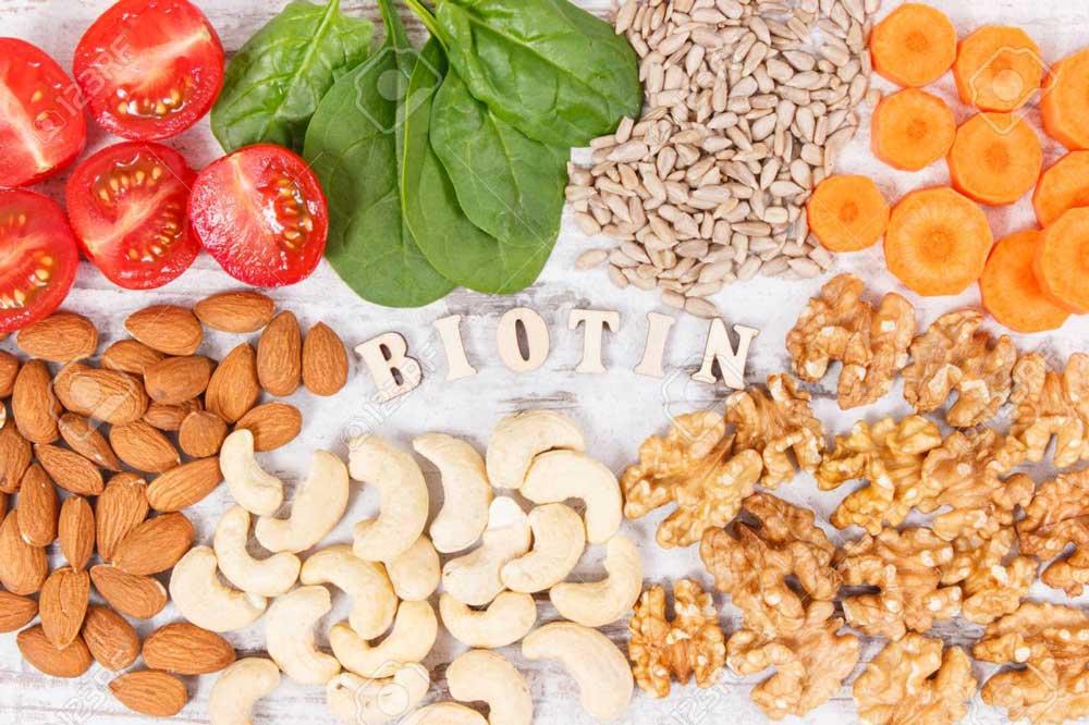 ویتامین های مورد نیاز برای مو