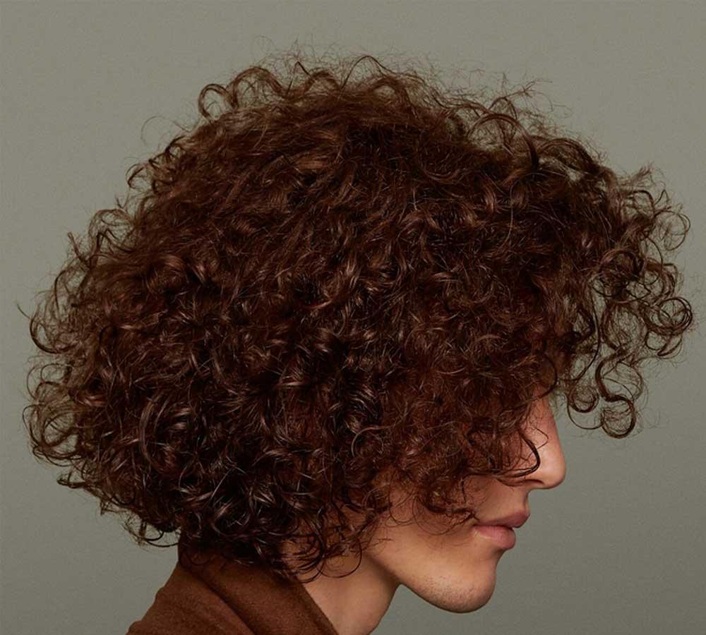 روش های فر کردن موی کوتاه